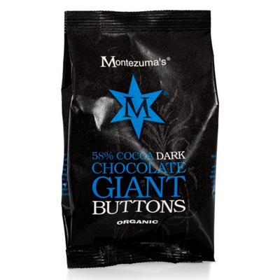 Dark Chocolate Giant Buttons 180g